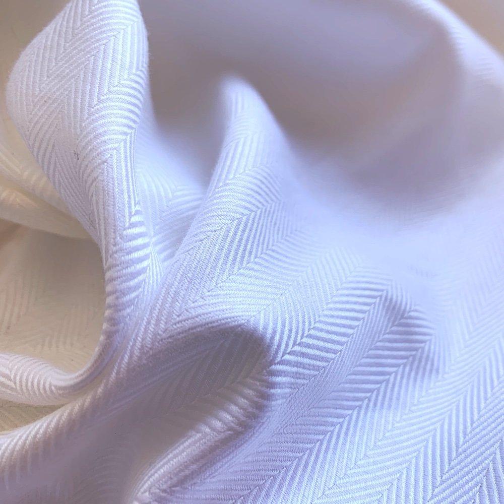 white shirt fabric