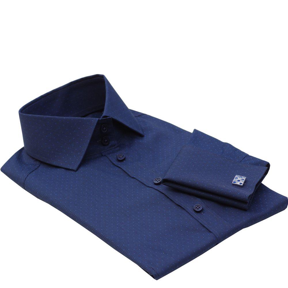dark blue dress shirt