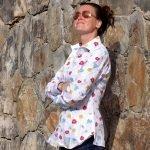 ella hopfeldt floral shirt