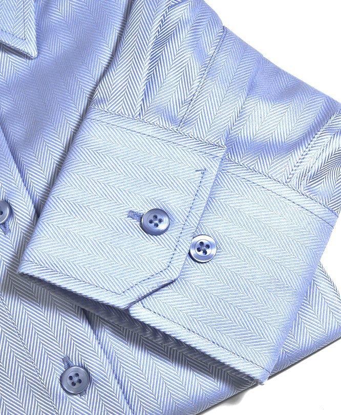 herringbone shirt fabric