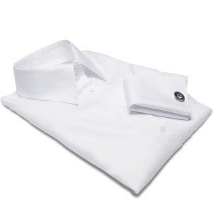 valge triiksärk naistele