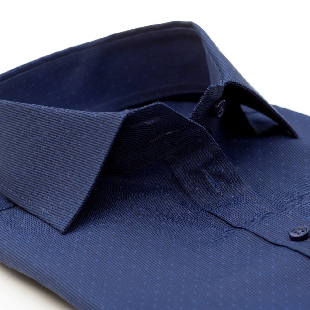 women's dark blue shirt