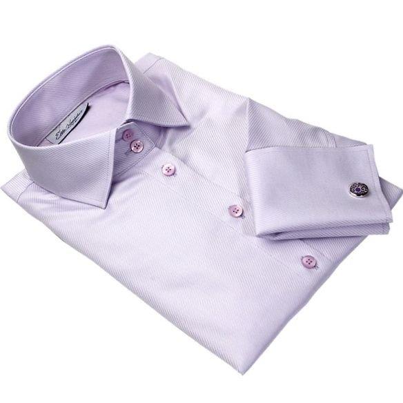 lilac dress shirt