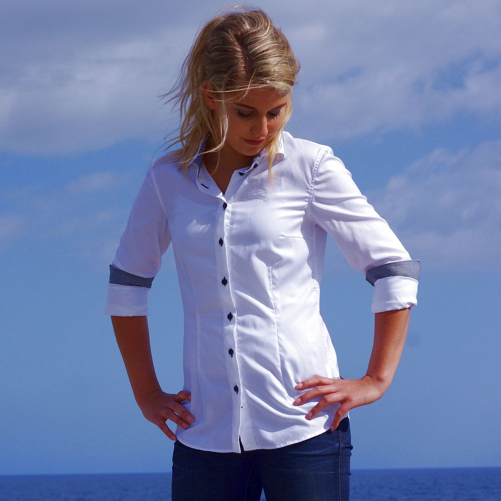 Women's business shirts