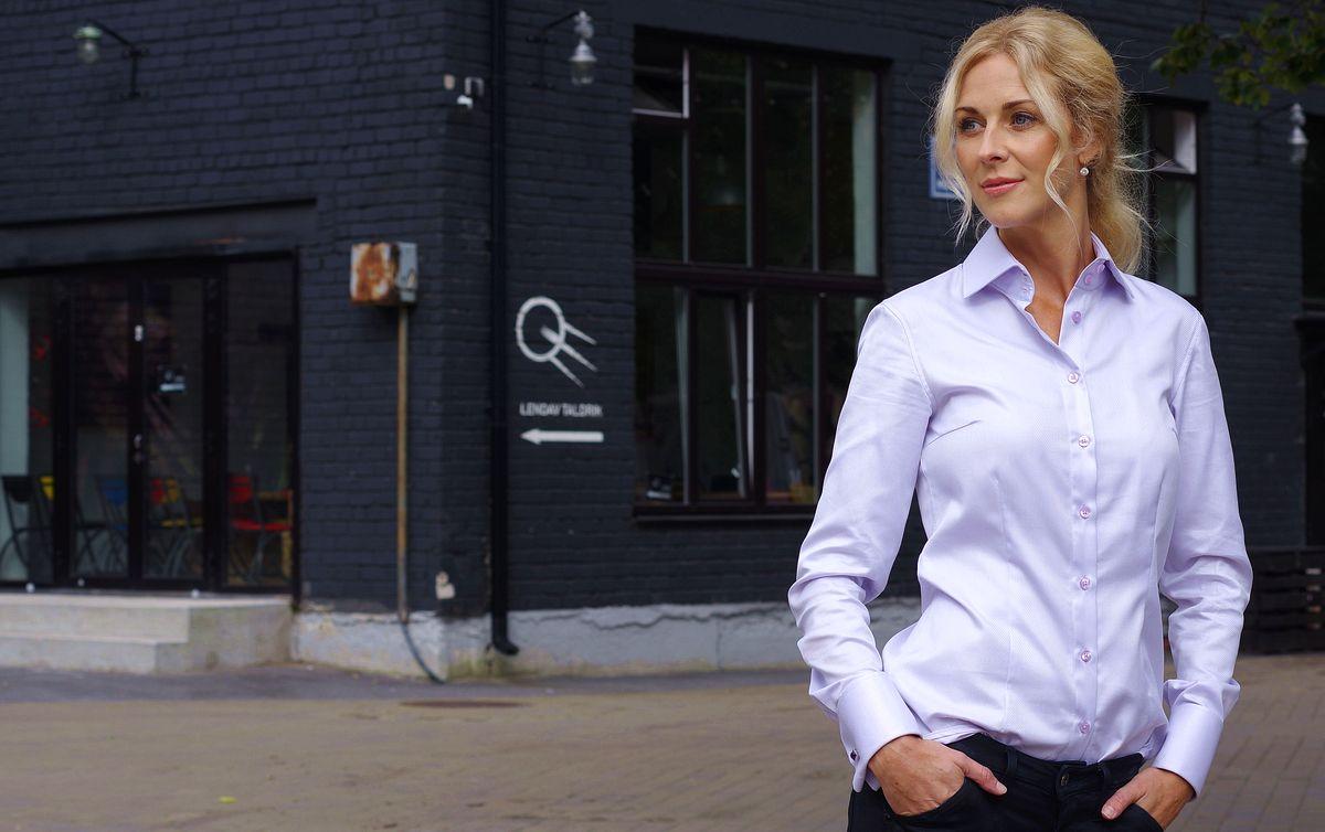 women's tailored shirts