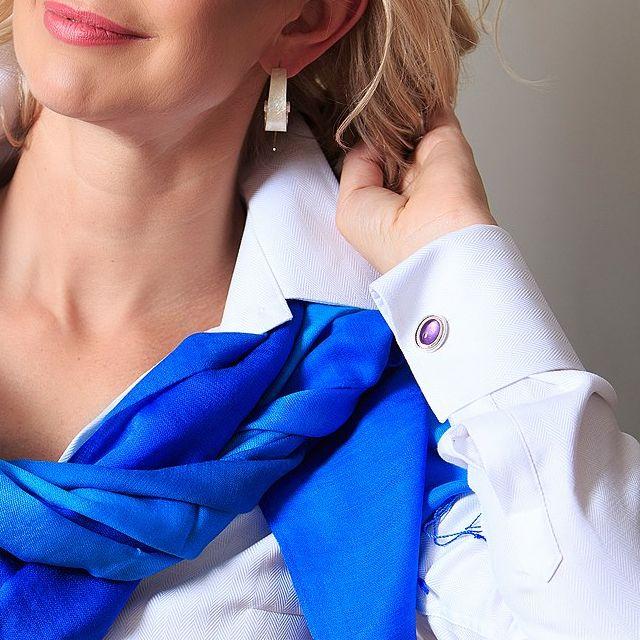 kuidas kanda topeltmansettidega triiksärki