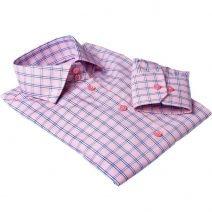 rosa karierte bluse; pink plaid shirt; roosa triiksärk; rosa karierte bluse