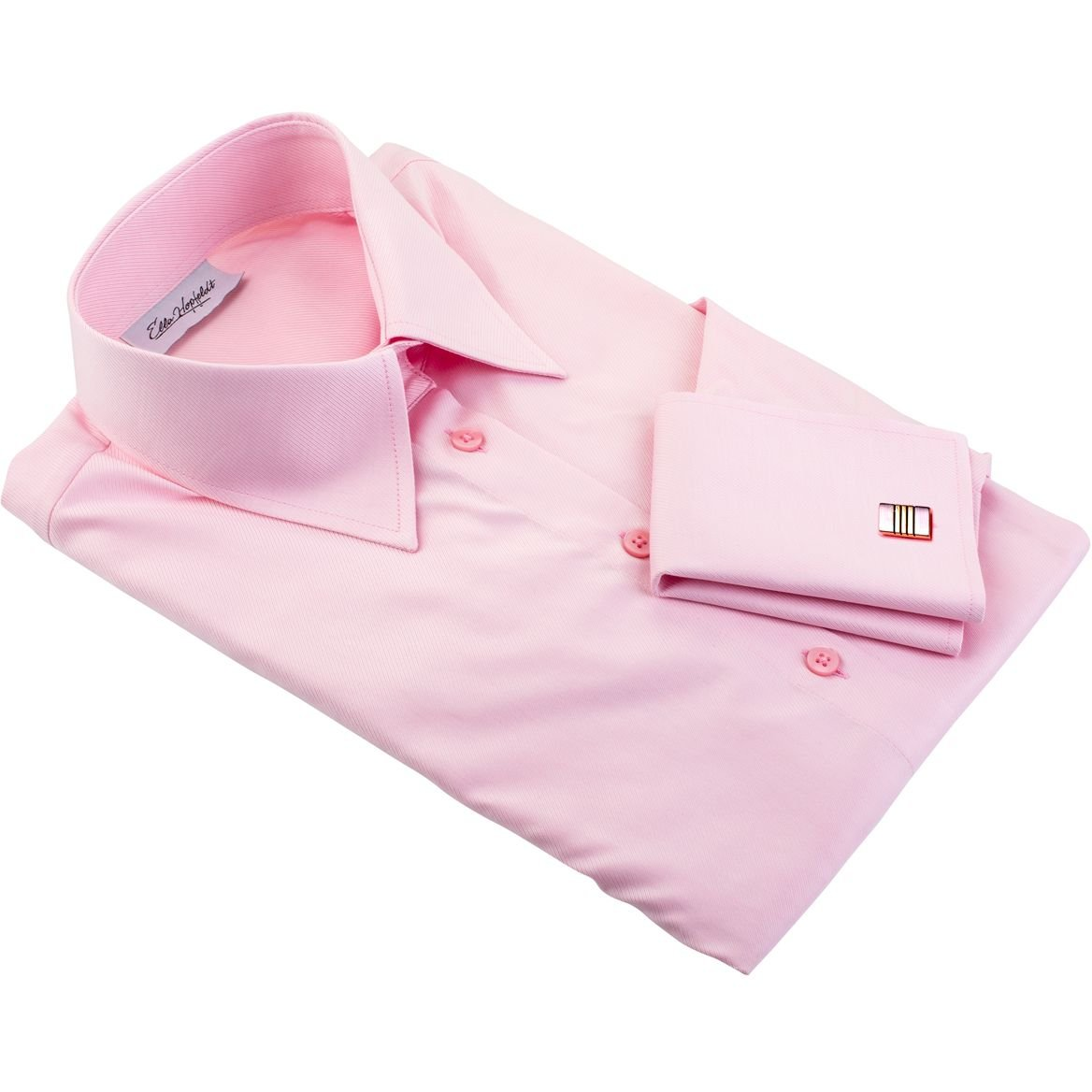 MUNICH pink dress shirt (last sizes: 32, 34, 40)