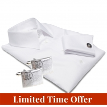 white shirt limited offer